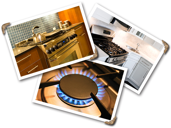 cooktops and ranges
